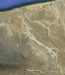 Sugure is 32 km (20 mi) from Bosaso port in Puntland