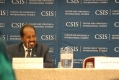 Pres Mohamud @ CSIS