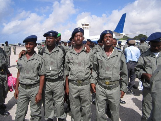 new djibouti forces