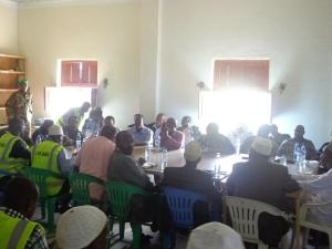IGAD officials meet with pro-Madobe reps
