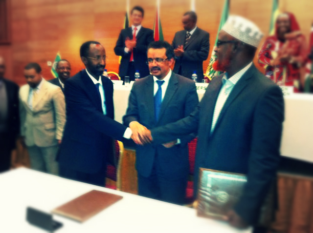 Addis agreement on Jubba region