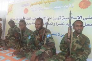 Allegedly defecting Kismayo militants