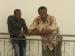 Radio Shabelle defendants Mohamed Bashir Hashi (left) and Abdimalik Yusuf Mohamud (right)