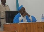 Banadir Court Judge Hashi Elmi Nur
