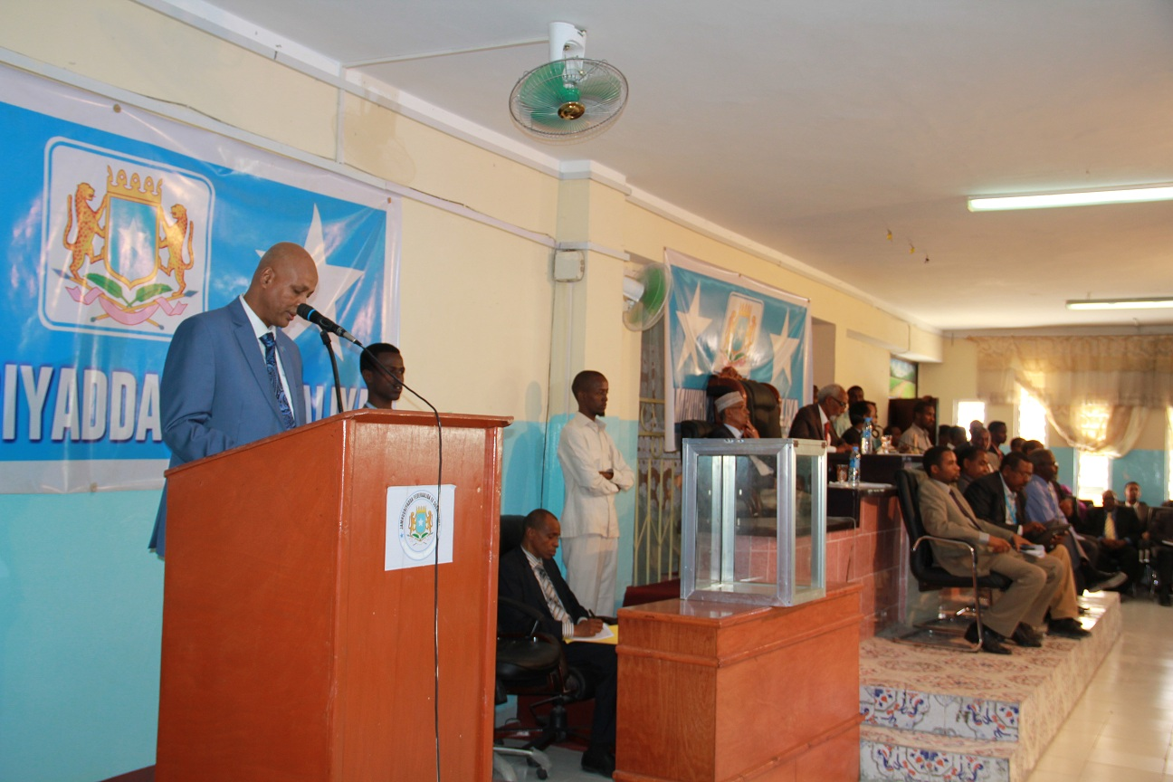 Somalia's New Cabinet – Between Constitution, Clan, Comrades, and ...