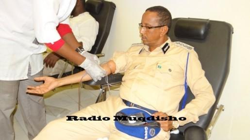 Commander of the Somali Police General
