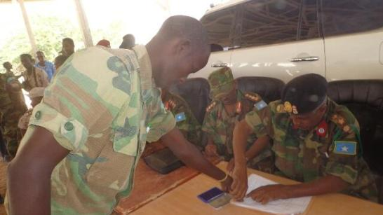 EU-Somalia try to track arms and soldiers
