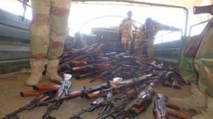 Mogadishu Gun Conundrum