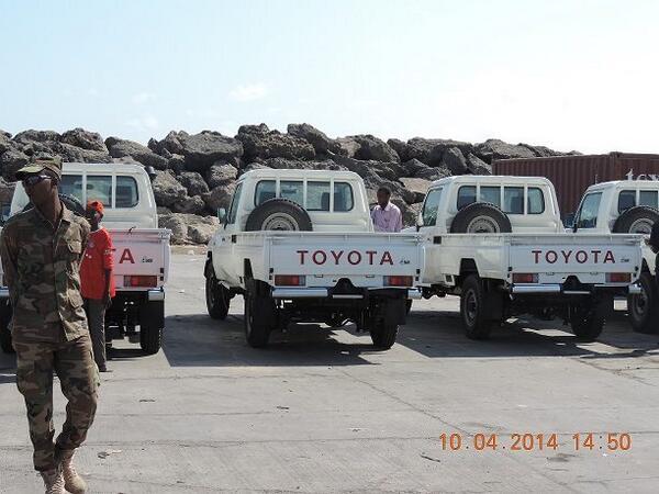 IJA trucks