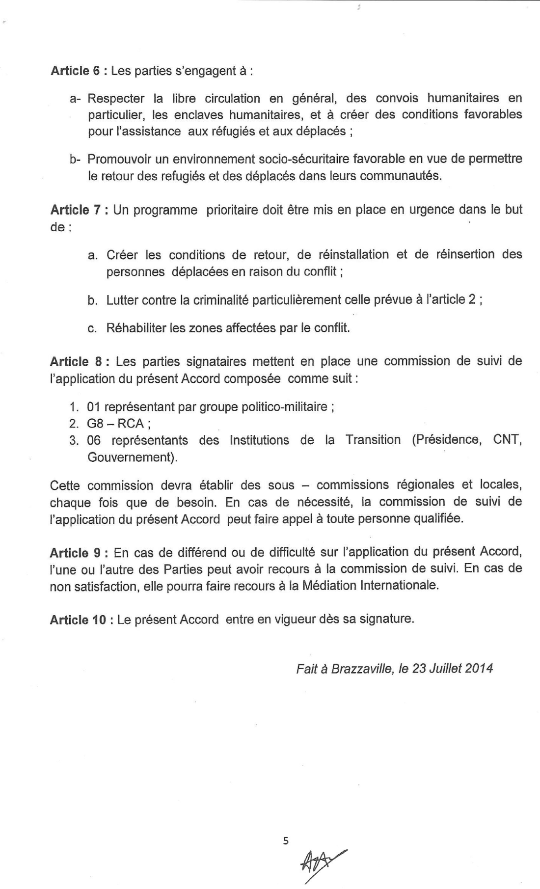 accord-cessation-hostilite-brazzaville-juillet-2014-seleka-balaka-merged-2222-4