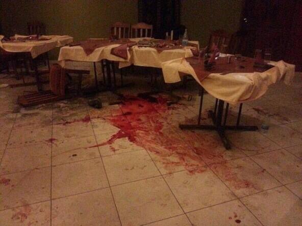 Arusha restaurant blast