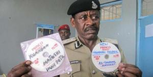 CD recovered from Shabaab suspects in Tanzania