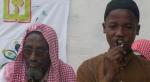 Kid speaks at al-Amal inauguration ceremony