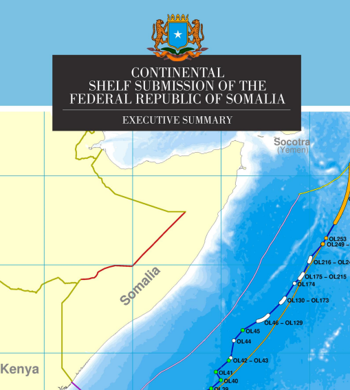 Somali UNCLOS submission
