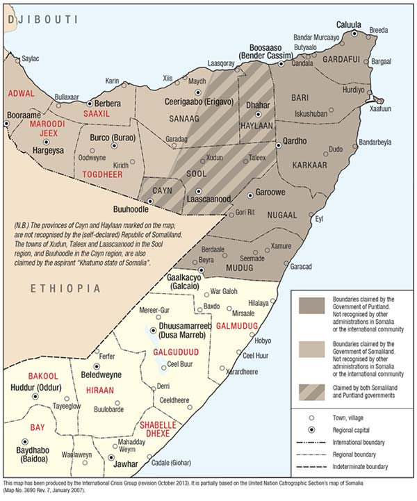 Somalia Faces Another Tough Test for State Formation in the Central