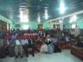 Galmudug elections hall in Adado