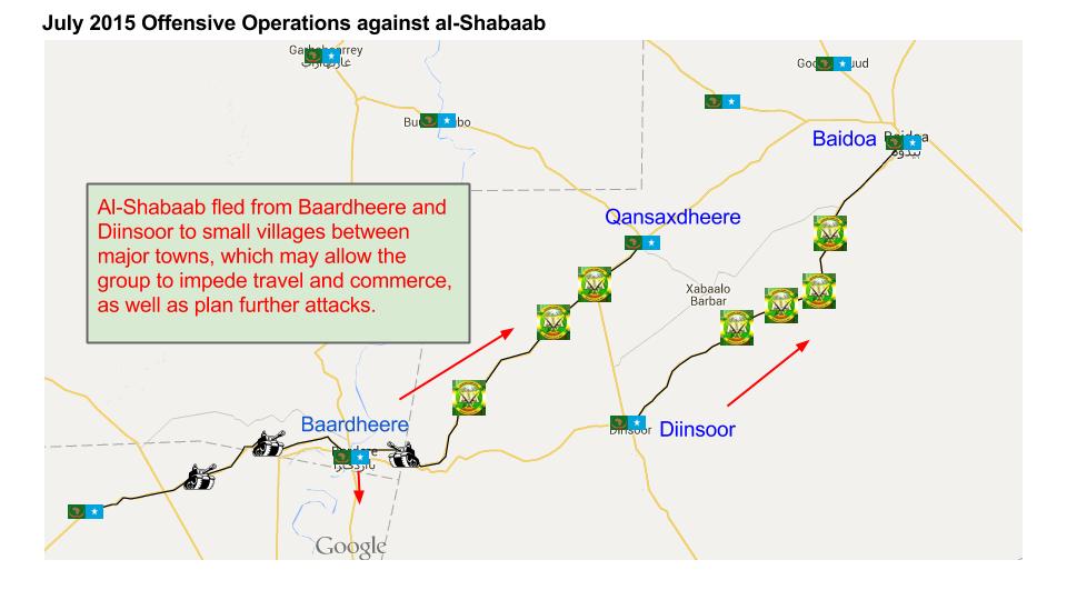 Shabaab map