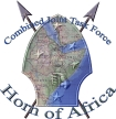 Official logo Combined Joint Task Force-Horn of Africa (CJTF-HOA).