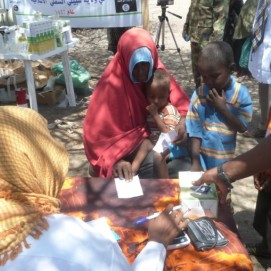 Al-Shabaab medical clinic