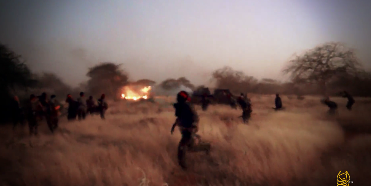 VIDEO: Al-Shabaab Release Film of Mass Raid Attack on Kenyan Forces