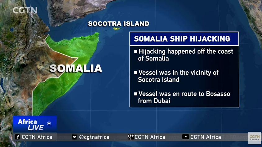 Piracy, Drought, and Security Shakeups in Somalia |